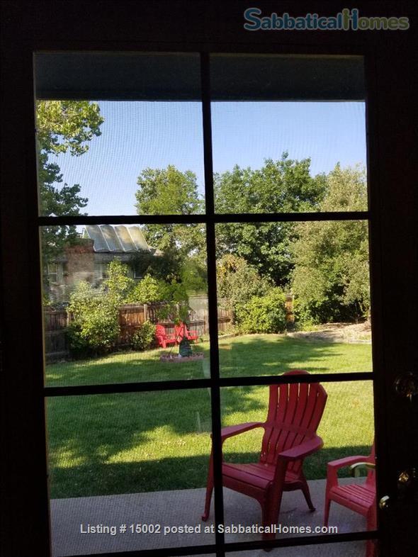 4 Br  Furnished  Home   - Near East Boulder Rec center and Bus Line Home Exchange in Boulder, Colorado, United States 9