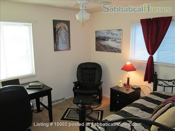 4 Br  Furnished  Home   - Near East Boulder Rec center and Bus Line Home Exchange in Boulder, Colorado, United States 3