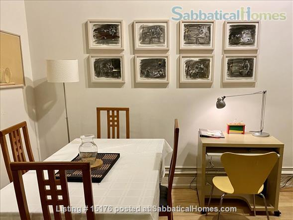 SUPER CUTE/NEW YORK FURNISHED LOFT APTS/TRIBECA   Available Short term) Home Rental in New York, New York, United States 3