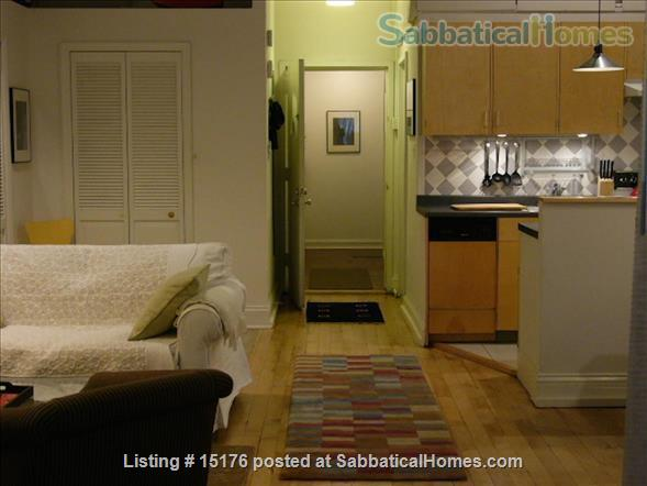 SUPER CUTE/NEW YORK FURNISHED LOFT APTS/TRIBECA   Available Short term) Home Rental in New York, New York, United States 4