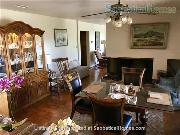 Dillinger House near JPL and Angeles National Forest Home Rental in Altadena, California, United States 3
