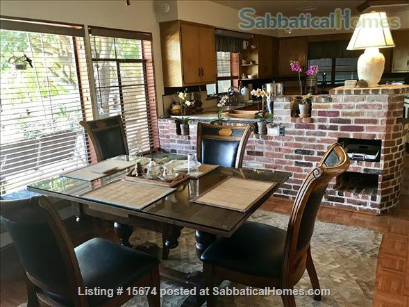 Dillinger House near JPL and Angeles National Forest Home Rental in Altadena, California, United States 4