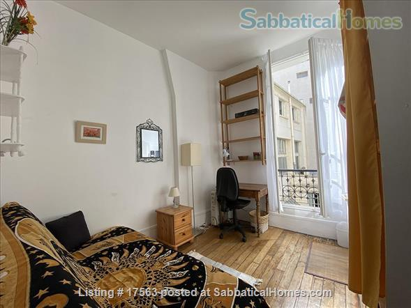 Studio for Rent in Paris Home Rental in Paris, IDF, France 1