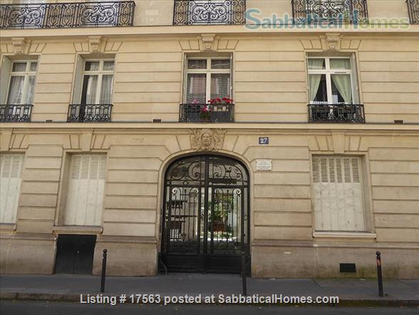 Studio for Rent in Paris Home Rental in Paris, IDF, France 8