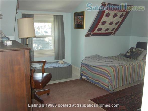 furnished 2 bdr apt in 2 family house walk to Harvard/MIT 11/22/21-5/29/22 Home Rental in Cambridge 9
