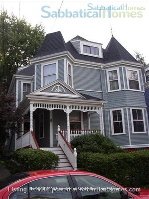 furnished 2 bdr apt in 2 family house walk to Harvard/MIT 11/22/21-5/29/22 Home Rental in Cambridge 0