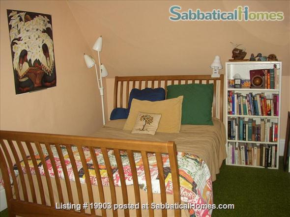 furnished 2 bdr apt in 2 family house walk to Harvard/MIT 11/22/21-5/29/22 Home Rental in Cambridge 8