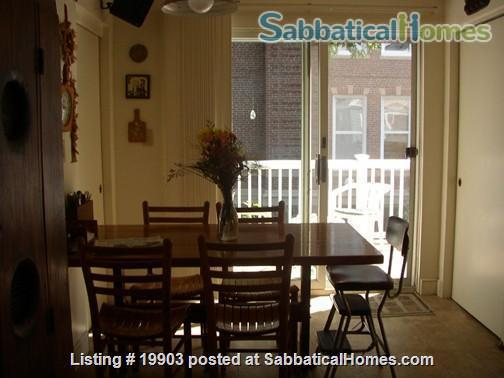 furnished 2 bdr apt in 2 family house walk to Harvard/MIT 11/22/21-5/29/22 Home Rental in Cambridge 1