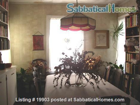 furnished 2 bdr apt in 2 family house walk to Harvard/MIT 11/22/21-5/29/22 Home Rental in Cambridge 3
