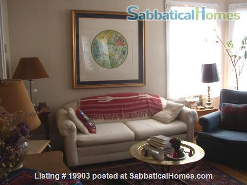 furnished 2 bdr apt in 2 family house walk to Harvard/MIT 11/22/21-5/29/22 Home Rental in Cambridge 4