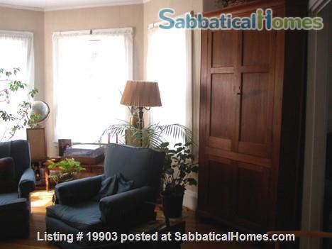 furnished 2 bdr apt in 2 family house walk to Harvard/MIT 11/22/21-5/29/22 Home Rental in Cambridge 5