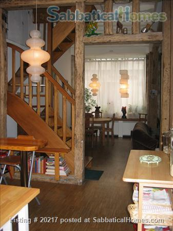 Unique Paris Duplex Home Rental in Paris, IDF, France 4