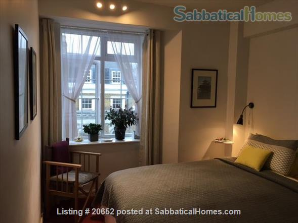 Your Home In Central London Home Rental in London 2 - thumbnail