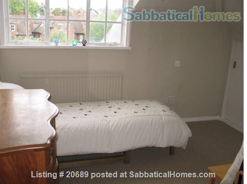 Comfortable London flat to rent in sought after Belsize Park London NW3 Home Rental in London, England, United Kingdom 8