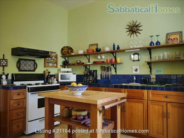 Spacious Sunny Mission Home with Garden & Parking Home Rental in San Francisco 2