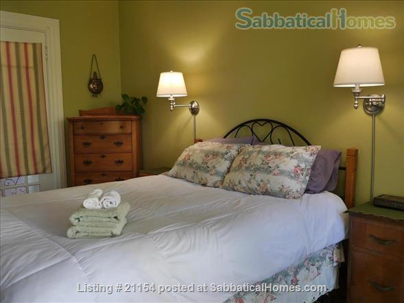 Spacious Sunny Mission Home with Garden & Parking Home Rental in San Francisco 4