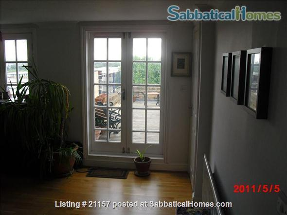 A quiet, light-flooded flat in London 3/4 hour from Russel Sq., British Library, London main universities Home Rental in Greater London, England, United Kingdom 6