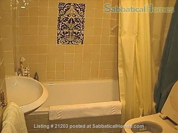 Charming  Apartment in the heart of historic Trastevere Home Rental in Rome, Lazio, Italy 9