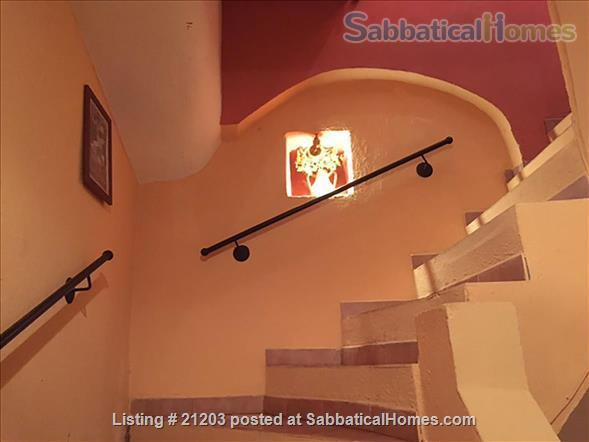 Charming  Apartment in the heart of historic Trastevere Home Rental in Rome, Lazio, Italy 5