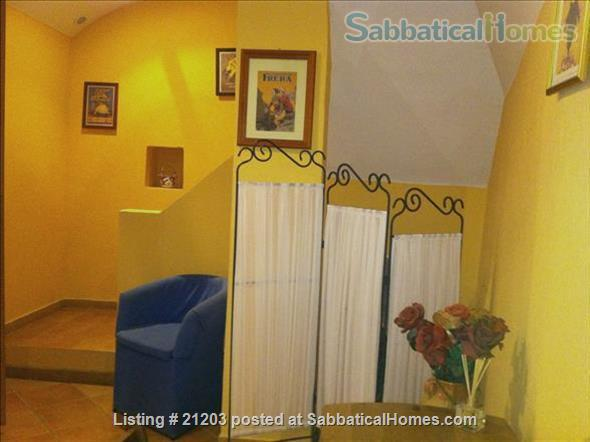 Charming  Apartment in the heart of historic Trastevere Home Rental in Rome, Lazio, Italy 7