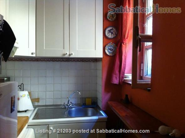 Charming  Apartment in the heart of historic Trastevere Home Rental in Rome, Lazio, Italy 8