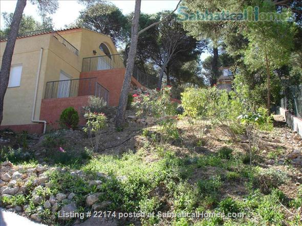 Villa for Rent/Villa a Louer Near Montpellier Home Rental in Sète, Languedoc-Roussillon, France 9