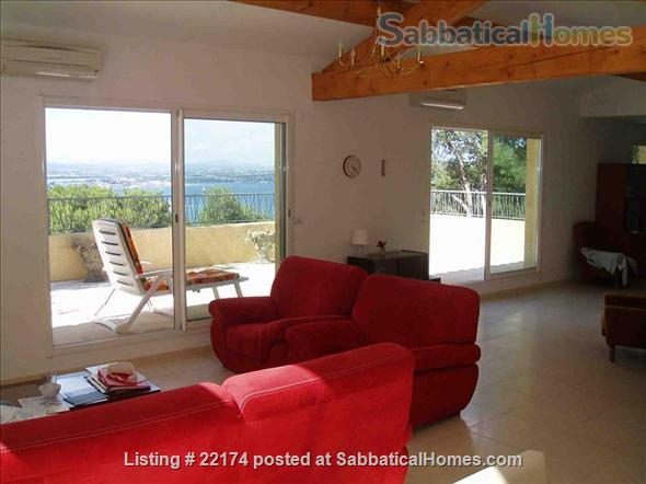 Villa for Rent/Villa a Louer Near Montpellier Home Rental in Sète, Languedoc-Roussillon, France 4