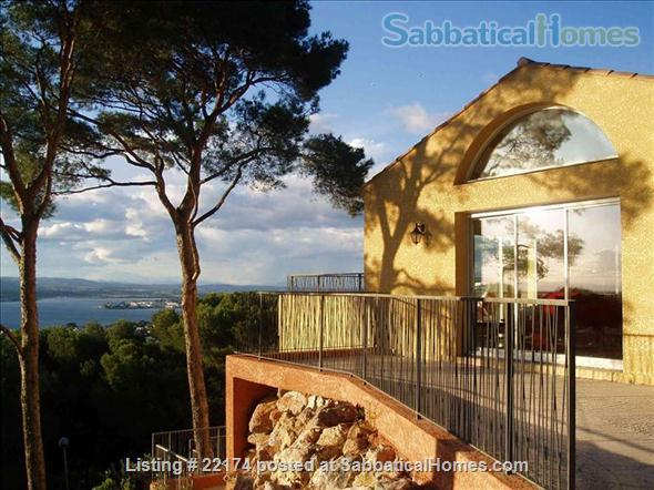 Villa for Rent/Villa a Louer Near Montpellier Home Rental in Sète, Languedoc-Roussillon, France 8