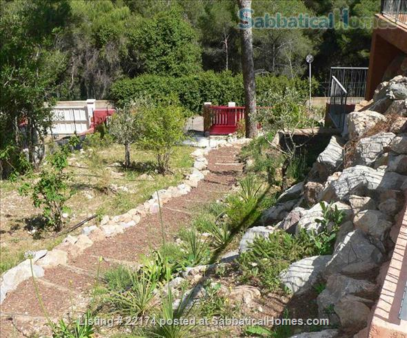 Villa for Rent/Villa a Louer Near Montpellier Home Rental in Sète, Languedoc-Roussillon, France 6