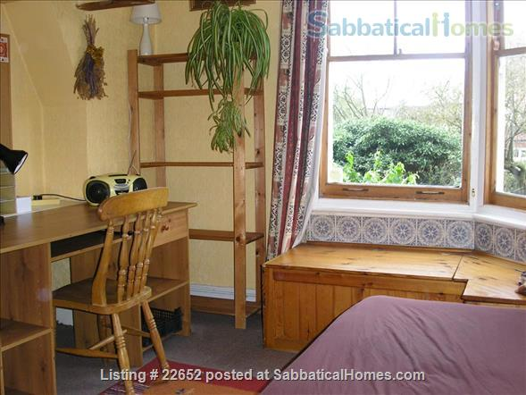 Fabulous rooms in beautiful Edwardian house in Muswell Hill.  (Near underground) Home Rental in Muswell Hill, England, United Kingdom 3