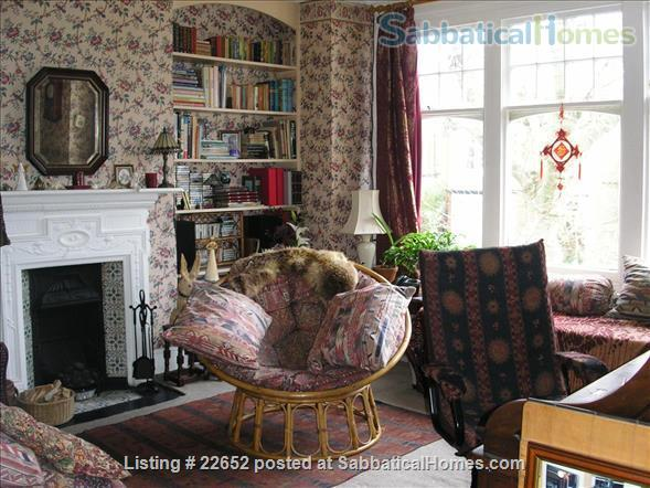 Fabulous rooms in beautiful Edwardian house in Muswell Hill, North London. Home Rental in Greater London, England, United Kingdom 5