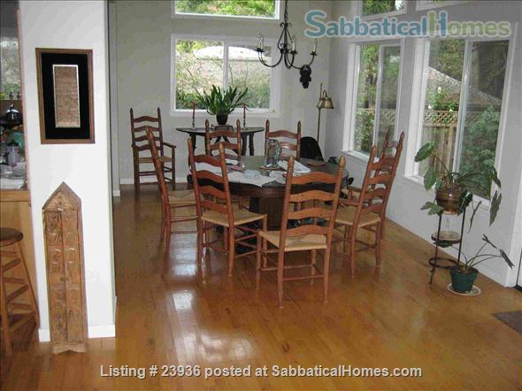 Short-term rental:  3 BR, 2Ba Furnished Home near UC Santa Cruz CA Home Rental in Santa Cruz, California, United States 3