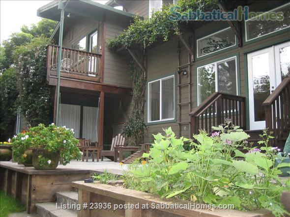 Short-term rental:  3 BR, 2Ba Furnished Home near UC Santa Cruz CA Home Rental in Santa Cruz, California, United States 1