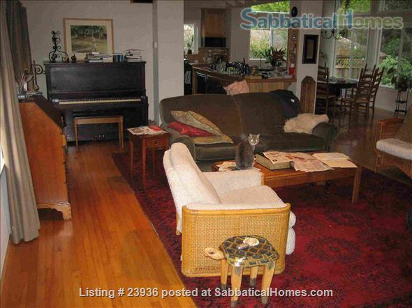 Short-term rental:  3 BR, 2Ba Furnished Home near UC Santa Cruz CA Home Rental in Santa Cruz, California, United States 0