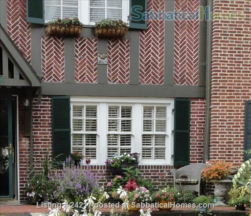 Charming historic townhome, walk to JHU - 4bdrm, CAC Home Rental in Baltimore, Maryland, United States 9