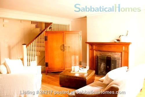 Charming historic townhome, walk to JHU - 4bdrm, CAC Home Rental in Baltimore, Maryland, United States 0