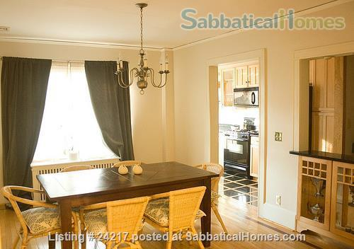 Charming historic townhome, walk to JHU - 4bdrm, CAC Home Rental in Baltimore, Maryland, United States 2