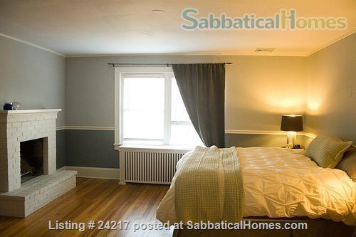 Charming historic townhome, walk to JHU - 4bdrm, CAC Home Rental in Baltimore, Maryland, United States 4