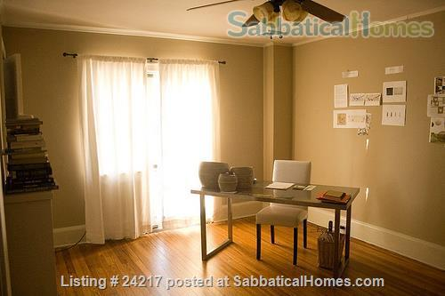 Charming historic townhome, walk to JHU - 4bdrm, CAC Home Rental in Baltimore, Maryland, United States 6