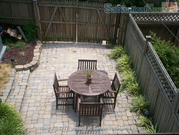 Charming historic townhome, walk to JHU - 4bdrm, CAC Home Rental in Baltimore, Maryland, United States 8