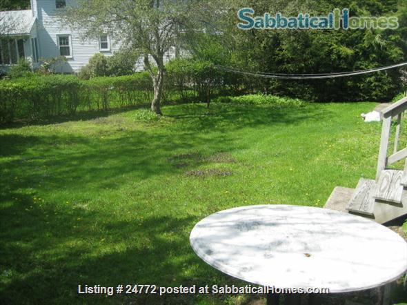 Lovely, comfortable furnished house  in Newton Centre, MA,  September  2021 to June 30, 2022 Home Rental in Newton, Massachusetts, United States 2