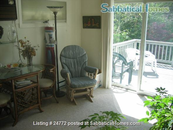 Lovely, comfortable furnished house  in Newton Centre, MA,  September  2021 to June 30, 2022 Home Rental in Newton, Massachusetts, United States 5