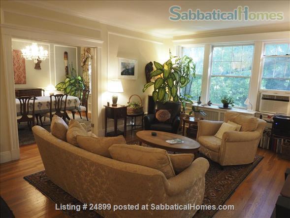 Elegant Boston apartment Home Rental in Brookline, Massachusetts, United States 1