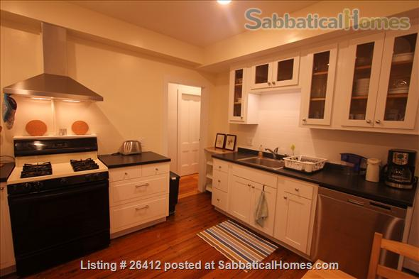 Sunny 2BR furnished apartment in walking distance to Harvard/MIT/ B.U. Home Rental in Cambridge, Massachusetts, United States 5
