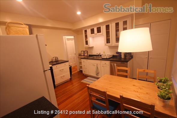 Sunny 2BR furnished apartment in walking distance to Harvard/MIT/ B.U. Home Rental in Cambridge, Massachusetts, United States 6