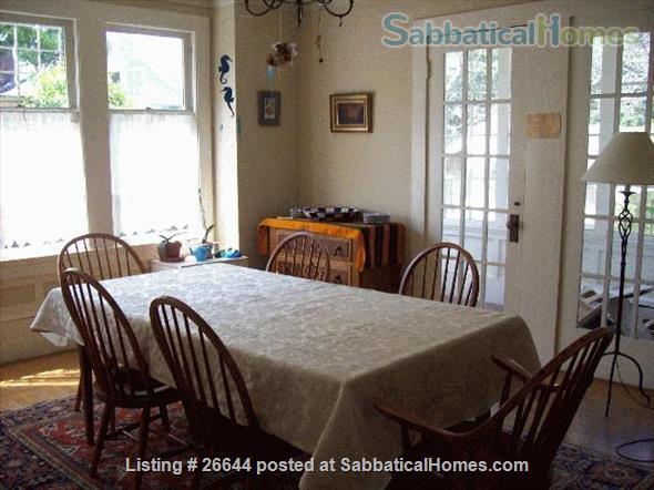 large 3br house in Elmwood neighborhood, Berkeley, CA Home Rental in Berkeley, California, United States 3