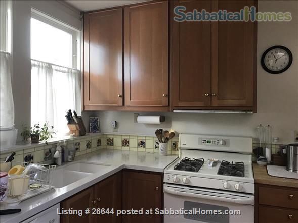 large 3br house in Elmwood neighborhood, Berkeley, CA Home Rental in Berkeley, California, United States 6