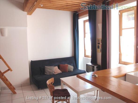 studio near OPERA in Lyon Home Rental in Lyon, Auvergne-Rhône-Alpes, France 0