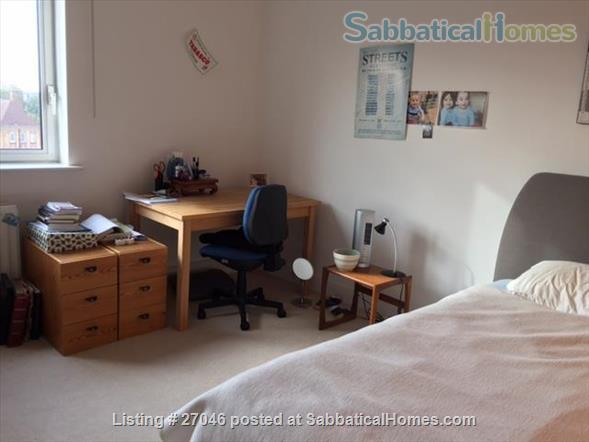 Quiet,  light, secure, river condo in heart of SE1 London Home Rental in London, England, United Kingdom 9
