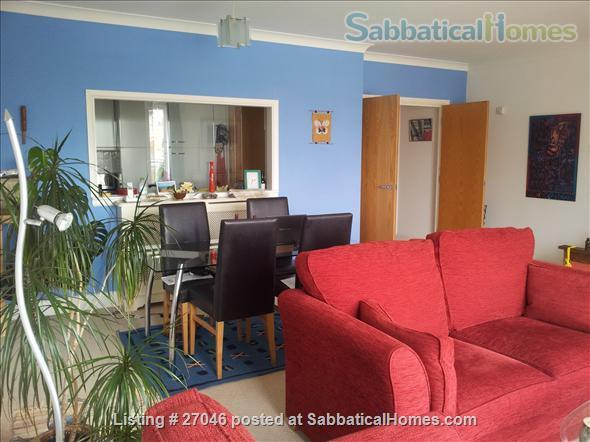 Quiet,  light, secure, river condo in heart of SE1 London Home Rental in London, England, United Kingdom 2